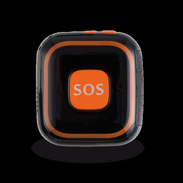Prenosné GPS tlačidlo