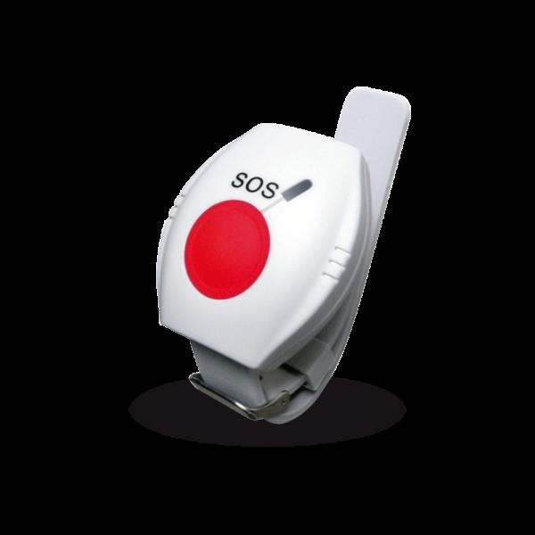 Prenosné tiesňové tlačidlo/ hodinky