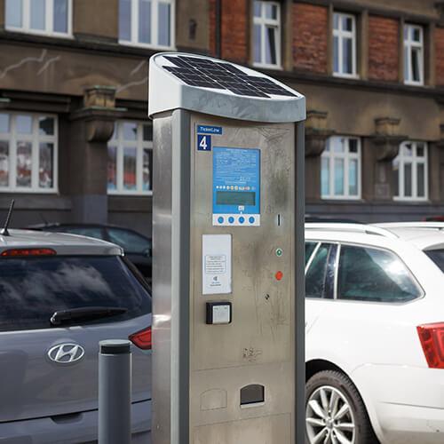 Parkovacie automaty